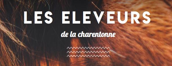 Logo des éleveurs de la charentonne