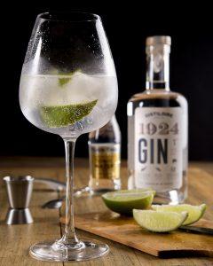 Gin 1924 cocktail biologique